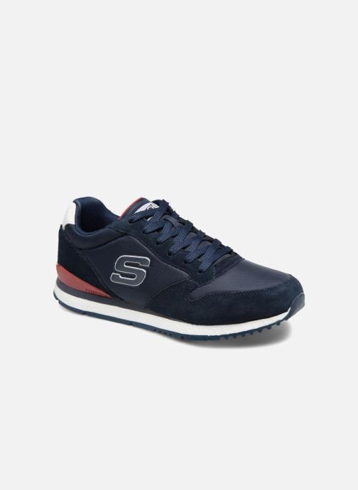 Sneakers Skechers Sunlite Waltan Blauw detail