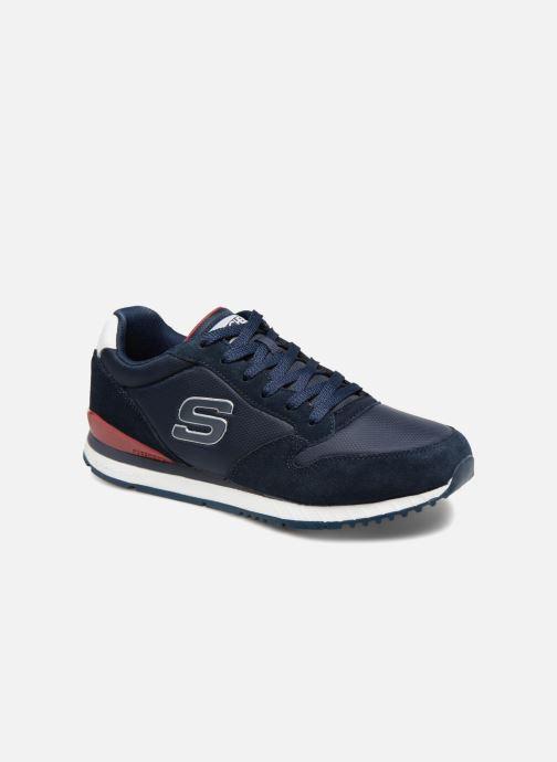 49d41a6fd5b Skechers Sunlite Waltan (Bleu) - Baskets chez Sarenza (338277)