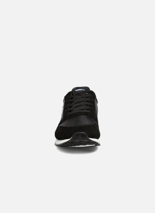 Baskets Skechers Sunlite Waltan Noir vue portées chaussures