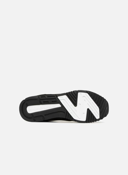 Baskets Skechers Sunlite Waltan Noir vue haut