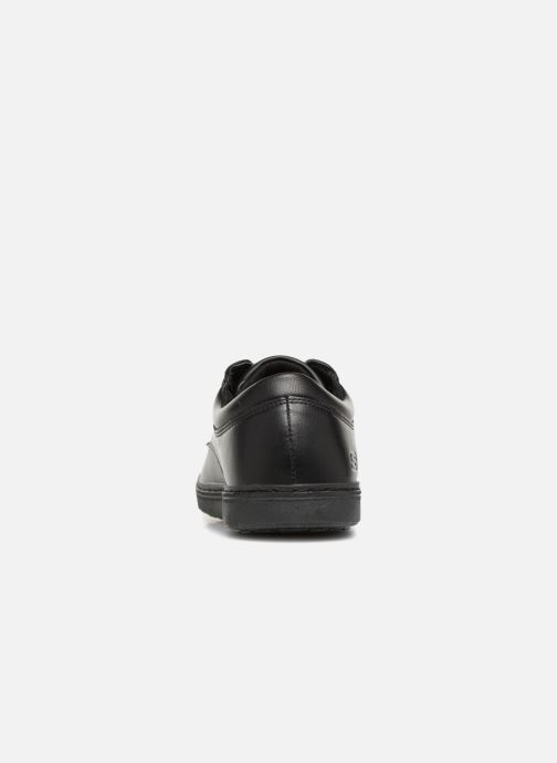 Lace-up shoes Skechers Lanson Escape Black view from the right