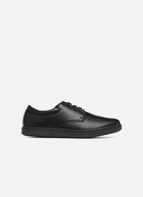 Zapatos con cordones Skechers Lanson Escape Negro vistra trasera