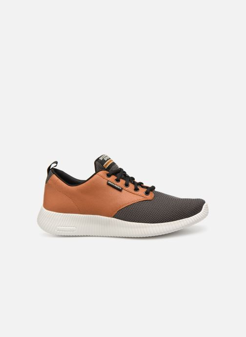 Sneakers Skechers Depth Charge Trahan Nero immagine posteriore