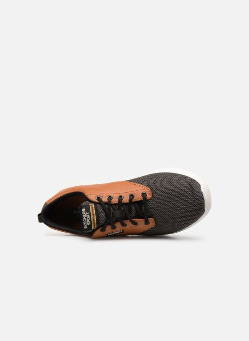 Sneakers Skechers Depth Charge Trahan Nero immagine sinistra