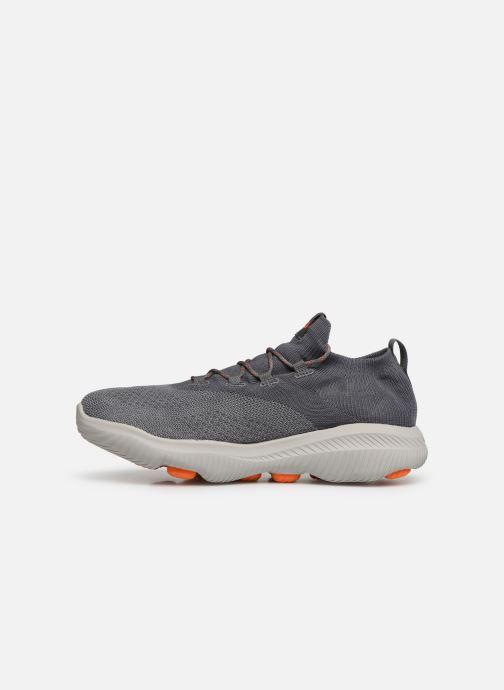 Sneaker Skechers Go Walk Revolution Ultra grau ansicht von vorne