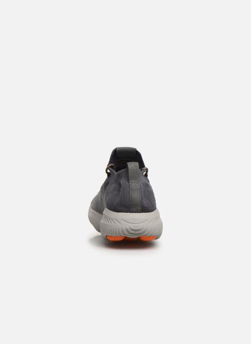 Sneaker Skechers Go Walk Revolution Ultra grau ansicht von rechts