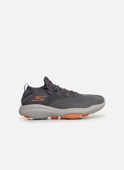 Sneaker Skechers Go Walk Revolution Ultra grau ansicht von hinten