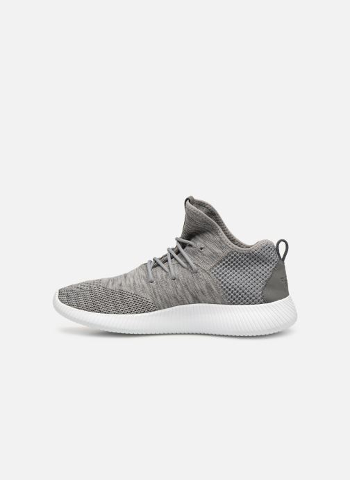 Trainers Skechers Depth Charge Up To Snuff Grey front view