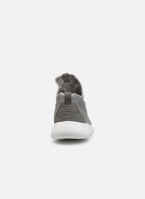 Trainers Skechers Depth Charge Up To Snuff Grey view from the right