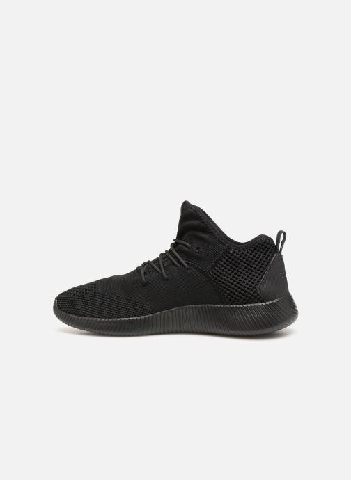 Sneaker Skechers Depth Charge Up To Snuff grau ansicht von vorne