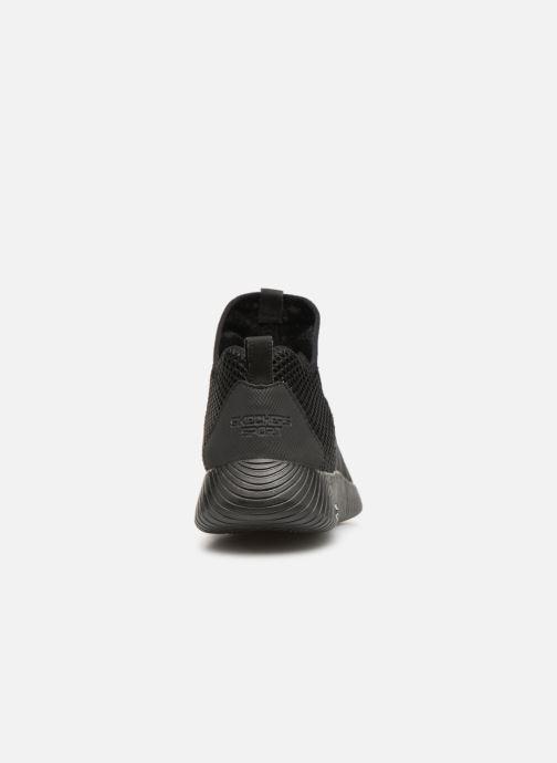 Sneaker Skechers Depth Charge Up To Snuff grau ansicht von rechts