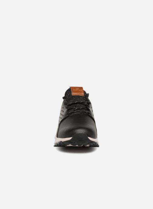 Sneaker Skechers Relven Hemson schwarz schuhe getragen