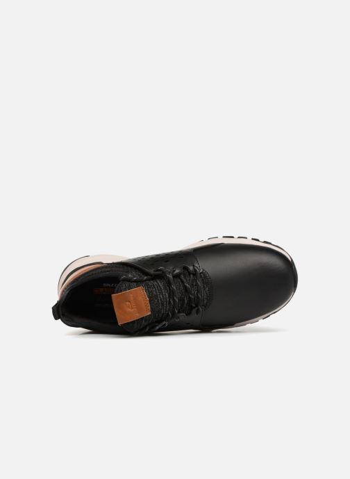Sneakers Skechers Relven Hemson Sort se fra venstre
