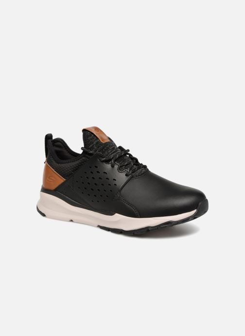 Sneakers Skechers Relven Hemson Sort detaljeret billede af skoene