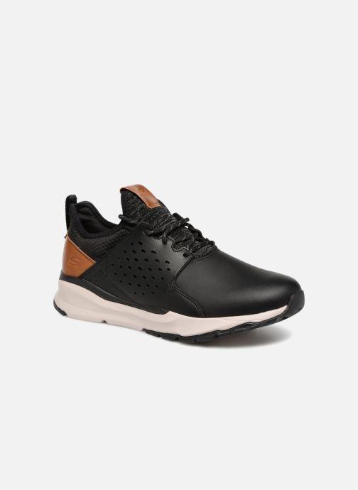 Sneaker Skechers Relven Hemson schwarz detaillierte ansicht/modell