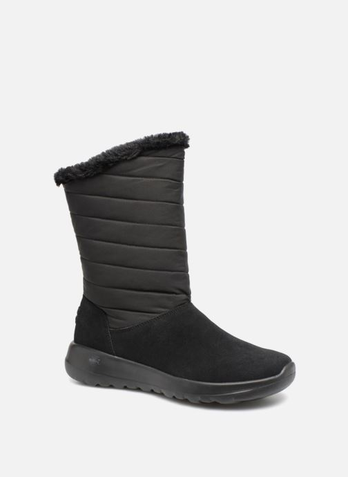 Boots & wellies Skechers On-The-Go Joy Blizz Black detailed view/ Pair view