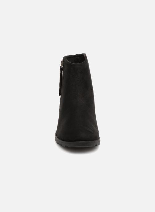 Stiefeletten & Boots Skechers Tumble Weed Sun Chase schwarz schuhe getragen
