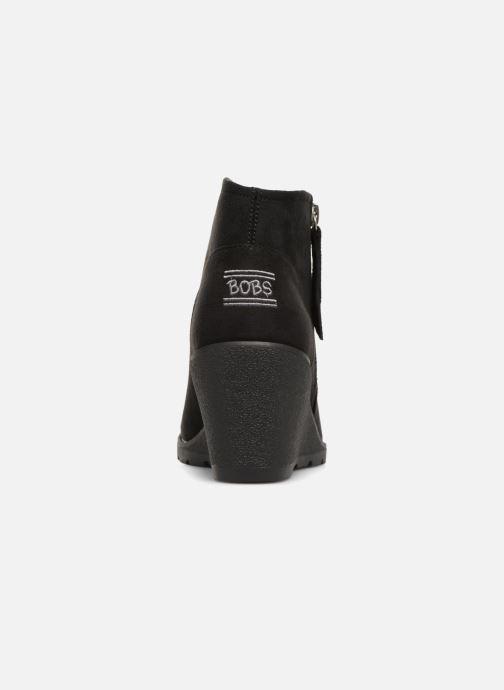 Stiefeletten & Boots Skechers Tumble Weed Sun Chase schwarz ansicht von rechts