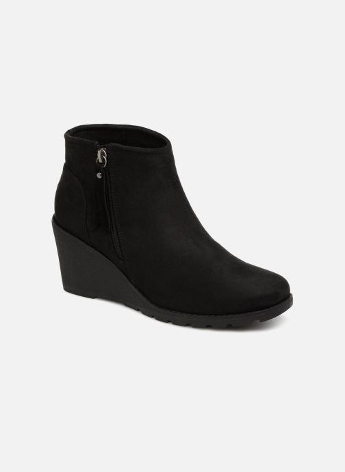 Bottines et boots Skechers Tumble Weed Sun Chase Noir vue détail/paire