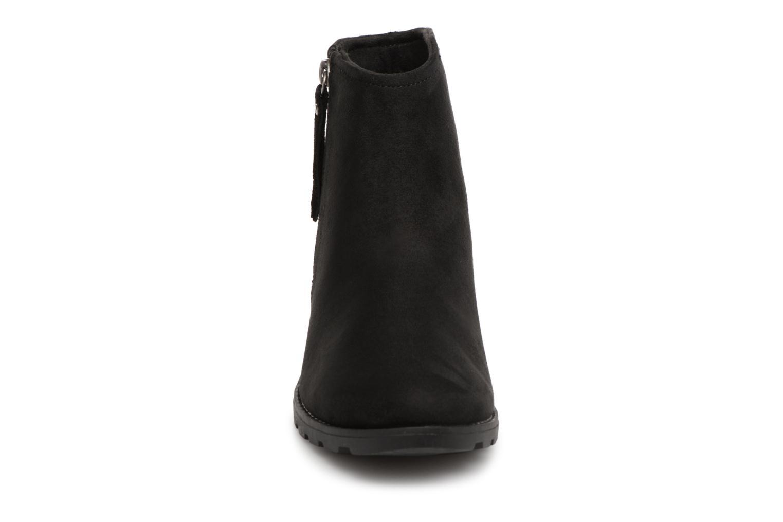 Bottines et boots Skechers Tumble Weed Sun Chase Noir vue portées chaussures