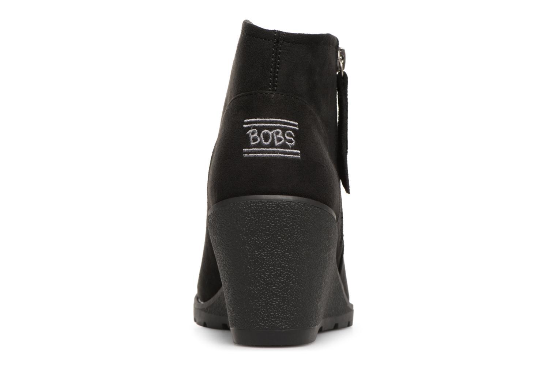 Bottines et boots Skechers Tumble Weed Sun Chase Noir vue droite