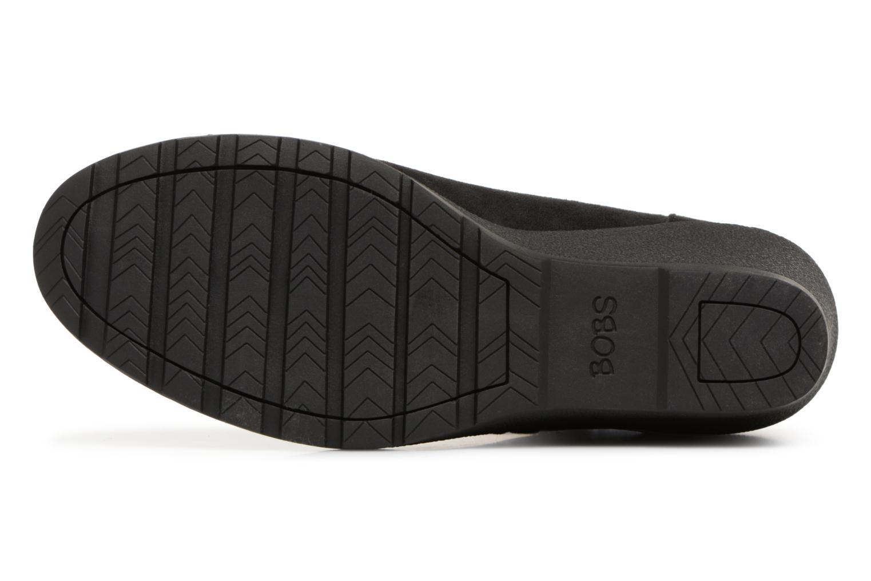 Bottines et boots Skechers Tumble Weed Sun Chase Noir vue haut