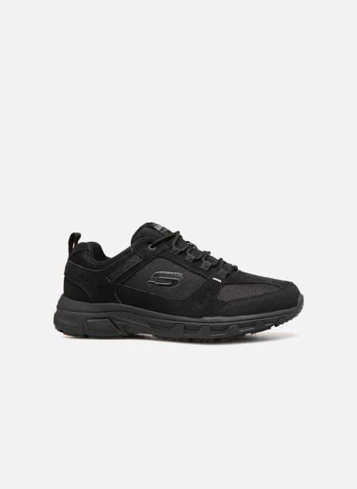 Chaussures de sport Skechers Oak Canyon Noir vue derrière