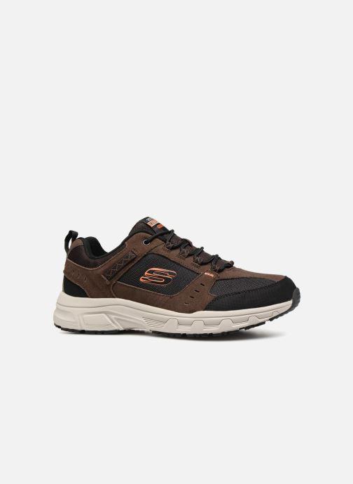 Chaussures de sport Skechers Oak Canyon Marron vue derrière