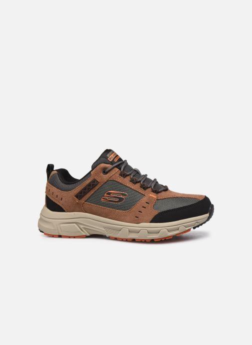 Zapatillas de deporte Skechers Oak Canyon Marrón vistra trasera