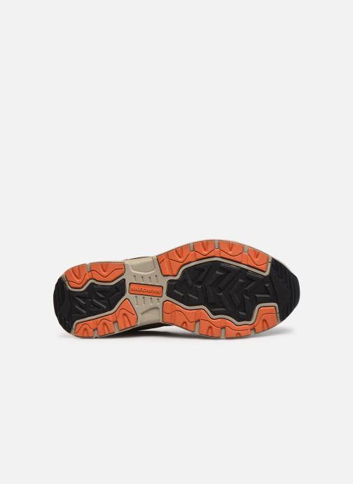 Zapatillas de deporte Skechers Oak Canyon Marrón vista de arriba