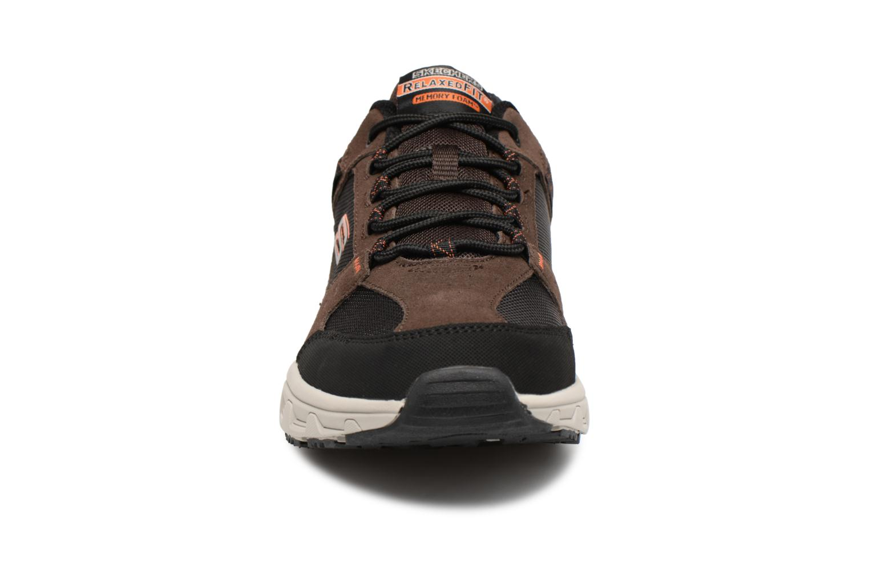 Sportskor Skechers Oak Canyon Brun bild av skorna på