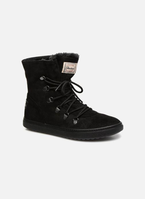Boots Stiefeletten schwarz Skechers Avalanche 338317 amp; Keepsneak ztnwXf
