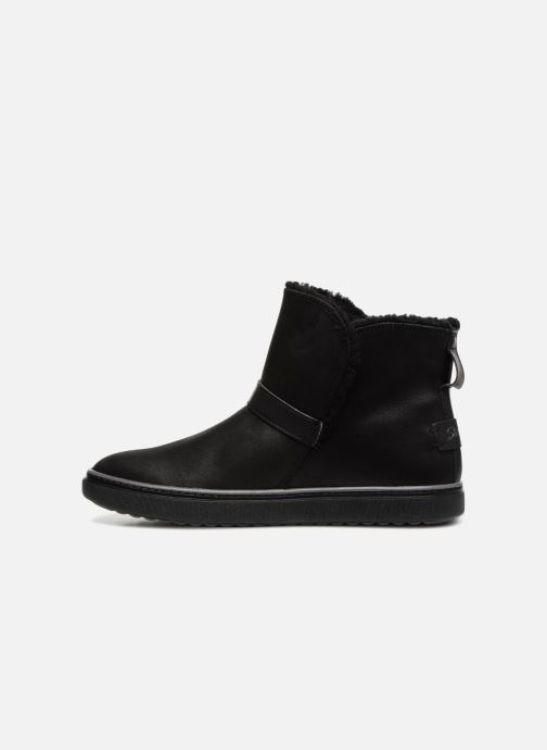 Ankle boots Skechers Keepsneak Pocatello Black front view