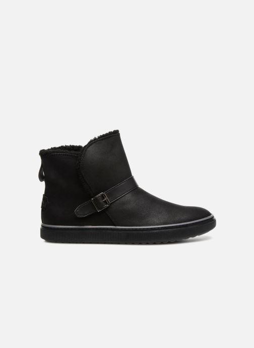 Ankle boots Skechers Keepsneak Pocatello Black back view