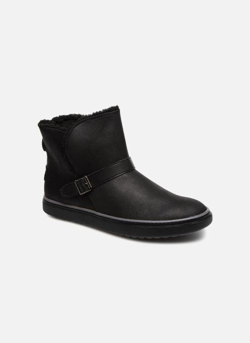 Ankle boots Skechers Keepsneak Pocatello Black detailed view/ Pair view