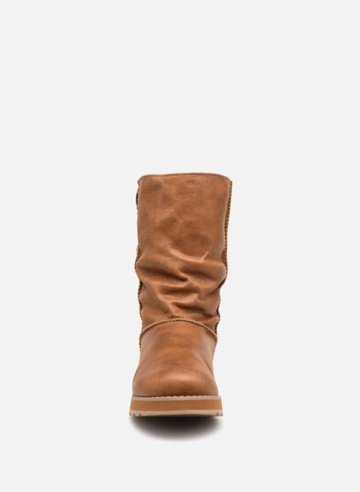 Boots en enkellaarsjes Skechers Keepsakes 2.0 Upland Bruin model