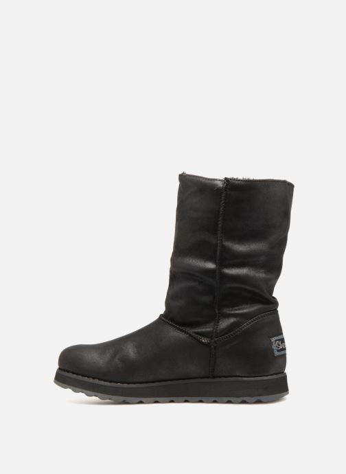 Boots en enkellaarsjes Skechers Keepsakes 2.0 Upland Zwart voorkant