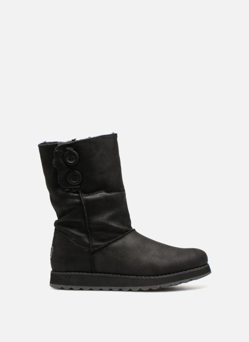Boots en enkellaarsjes Skechers Keepsakes 2.0 Upland Zwart achterkant