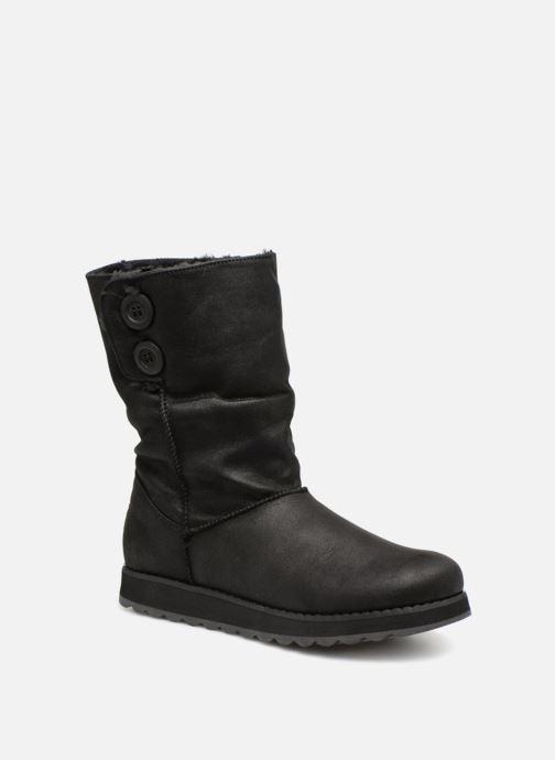 Boots en enkellaarsjes Skechers Keepsakes 2.0 Upland Zwart detail