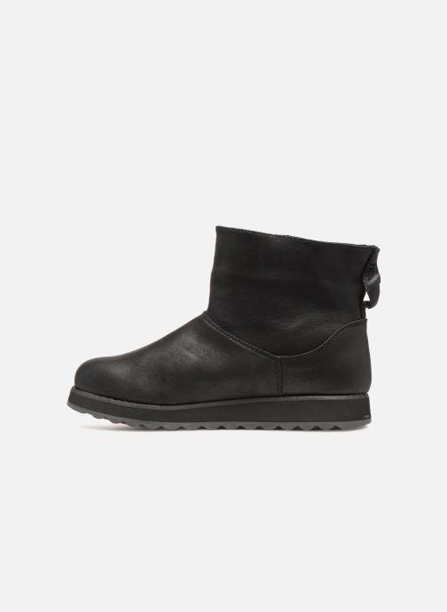 Boots en enkellaarsjes Skechers Keepsakes 2.0 Cloud Peak Zwart voorkant