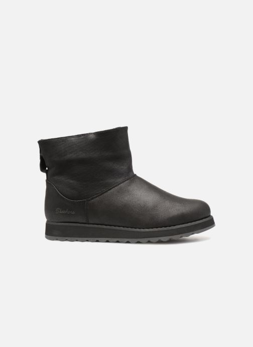 Boots en enkellaarsjes Skechers Keepsakes 2.0 Cloud Peak Zwart achterkant