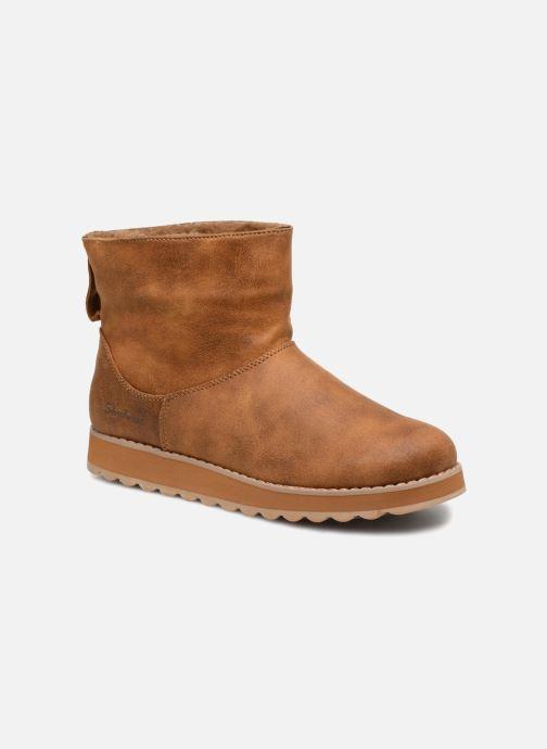 Stiefeletten & Boots Skechers Keepsakes 2.0 Cloud Peak braun detaillierte ansicht/modell