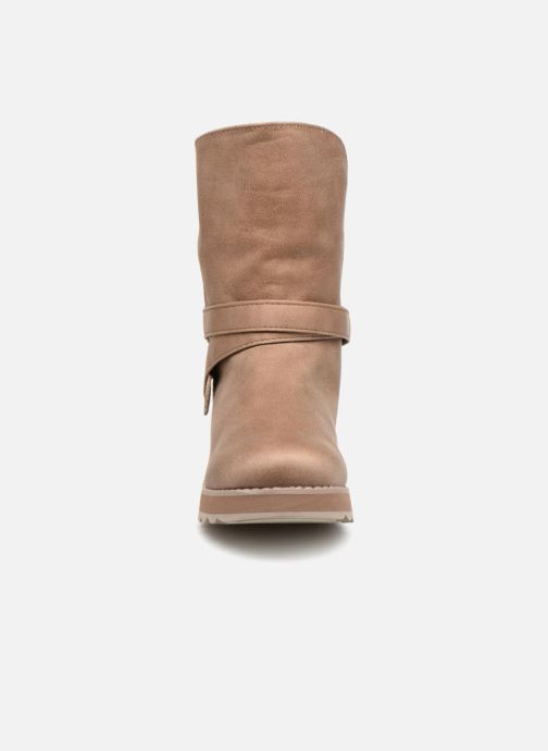 Bottines et boots Skechers Keepsakes 2.0 Pikes Peak Marron vue portées chaussures