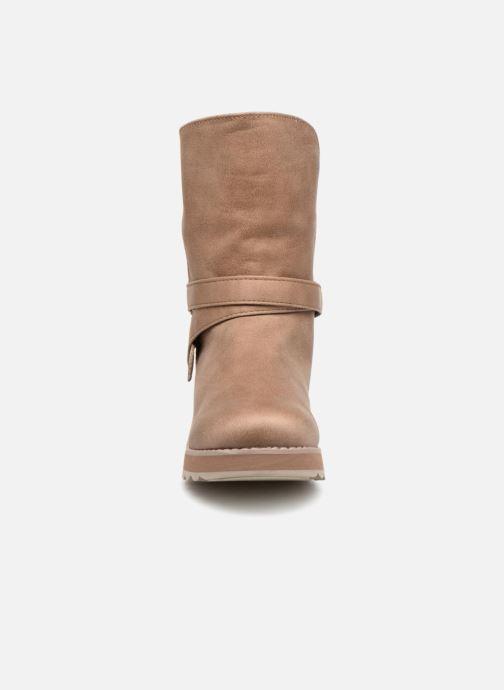 Boots en enkellaarsjes Skechers Keepsakes 2.0 Pikes Peak Bruin model