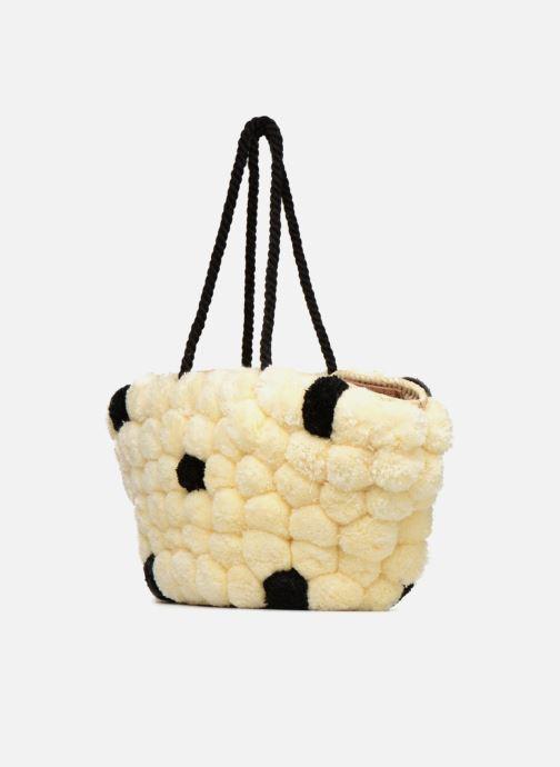 Handtaschen Original Marrakech PANIER XS ORIGINAL weiß schuhe getragen