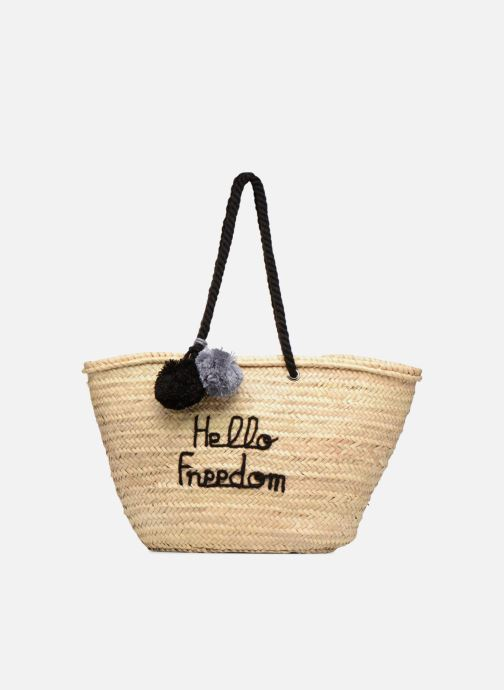 Handtassen Original Marrakech PANIER ORIGINAL HELLO FREEDOM Zwart detail