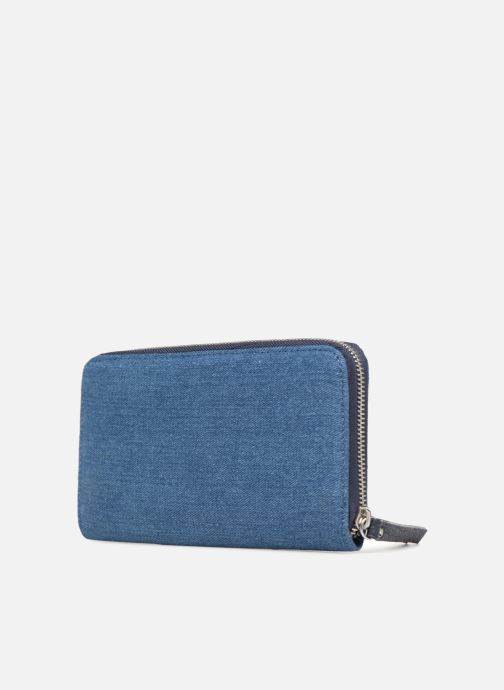 Wallets & cases Pieces Moonlight Blue view from the right
