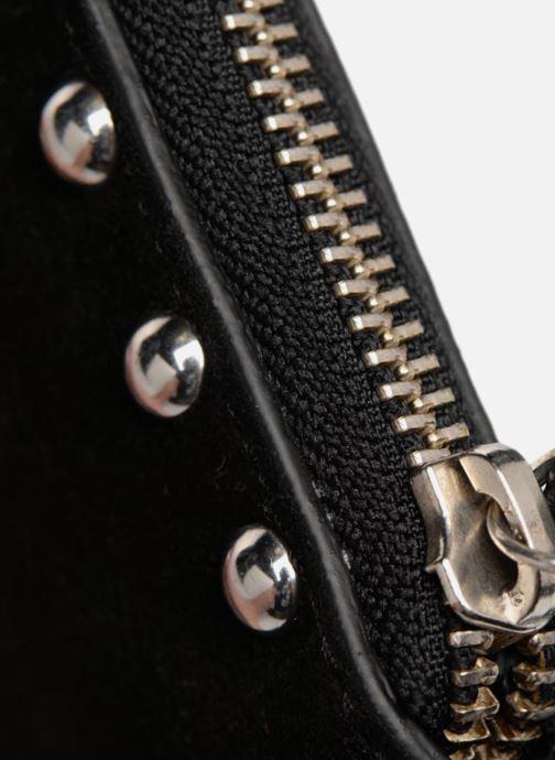 Petite Maroquinerie Pieces 17079601 Noir vue gauche