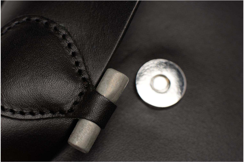 Pieces Pieces Lasanne Leather Black wallet Lasanne Leather Black Leather wallet Pieces Lasanne wallet RRrA8nx
