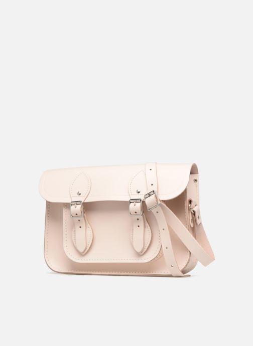 Håndtasker The Cambridge Satchel Company CARTABLE CLASSIQUE Pink se skoene på